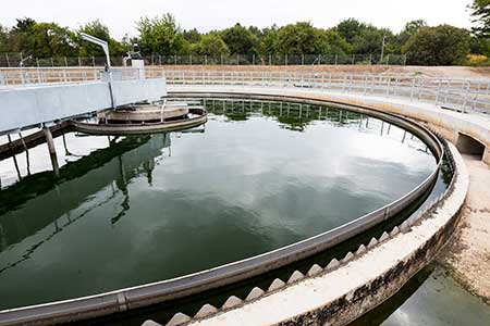 Different Types of Pumps Used in Water Treatment Plants
