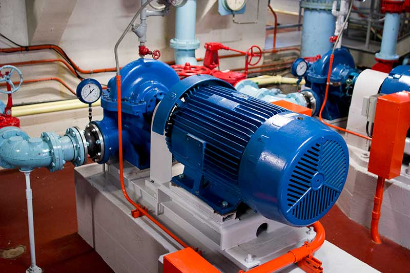 The Basics of Texas Industrial Pump Systems
