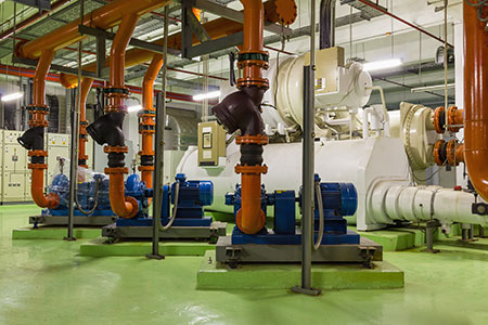 high rise pump system