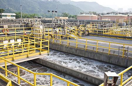 sewage treatment pump system