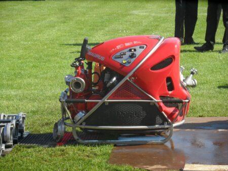 red construction dewatering pump needs Texas pump repair
